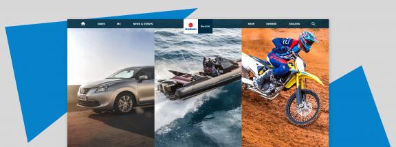 Multi-channel design for Suzuki UK | Foolproof